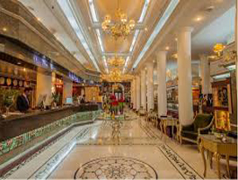 هتل قصر طلائی